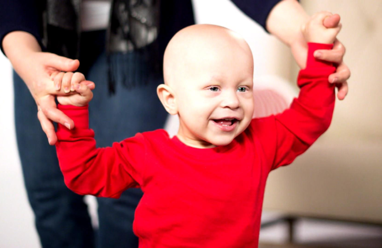 Clinical Trial Saved A 2-Year Old From Stage 4 Cancer!
