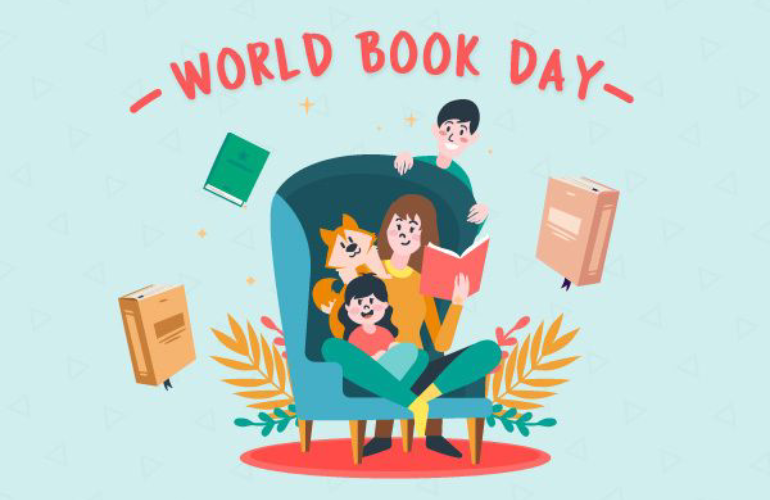 Things to Read this World Book Day