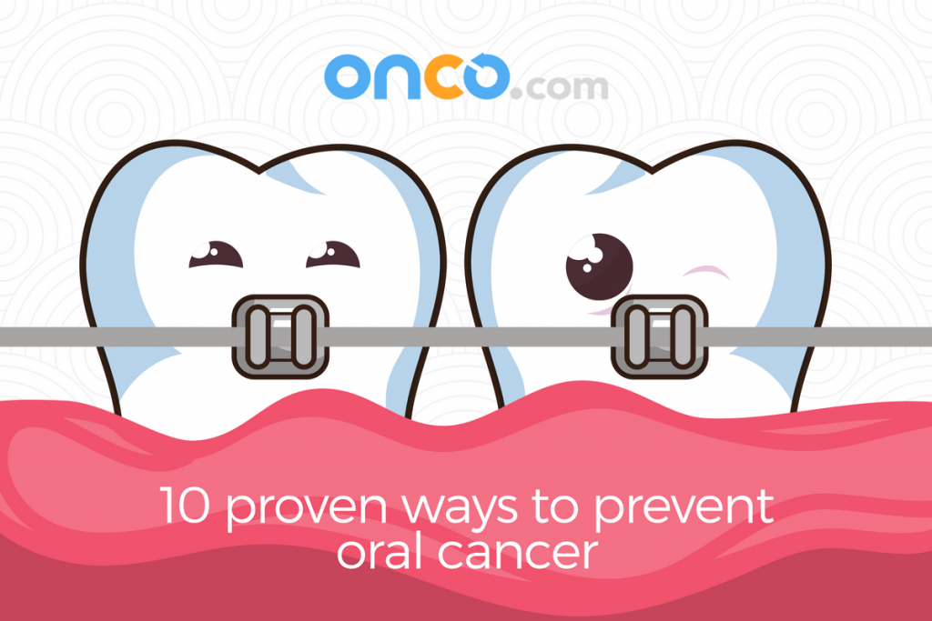ways to prevent oral cancer