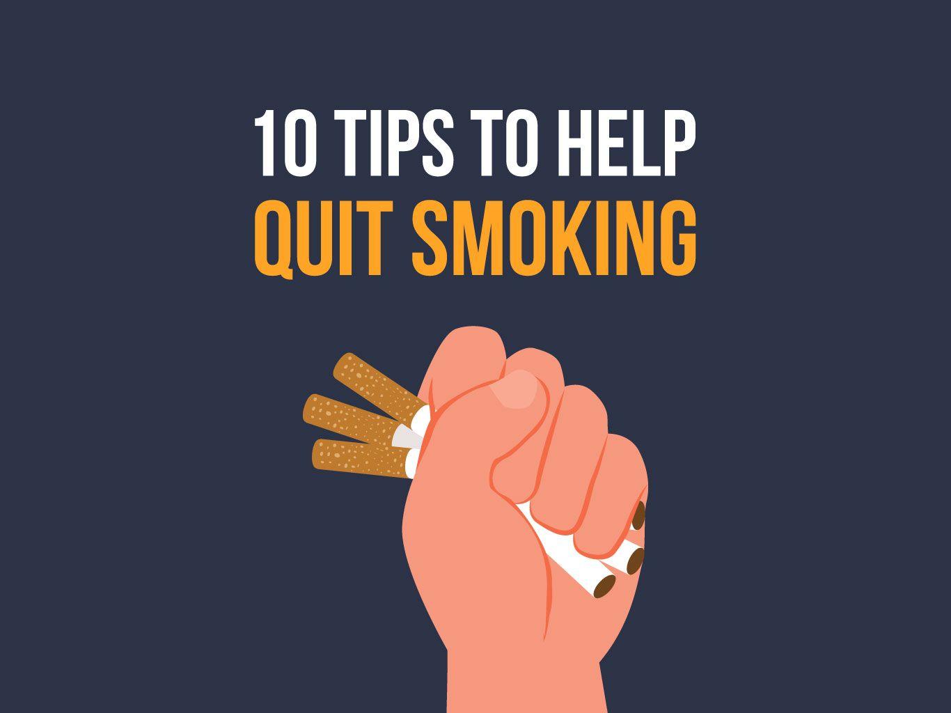 Tips to Quit Smoking