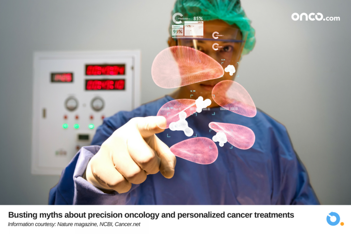 Busting myths about precision oncology and personalized cancer treatments