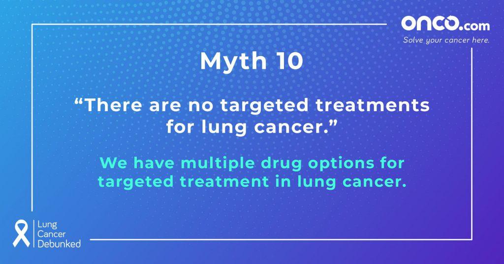 Lung Cancer Myths 10