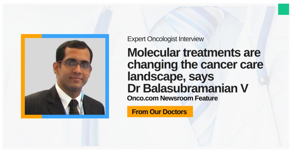 Dr Balasubramanian V
