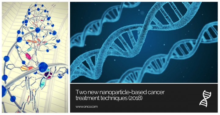 Two new nanoparticle-based approaches for cancer treatment