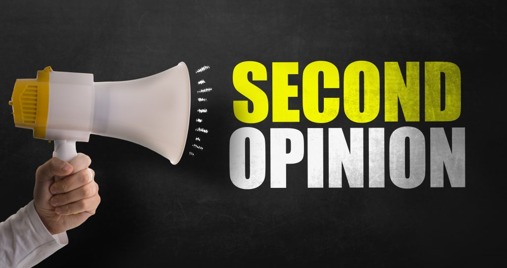 Why A Second Opinion Matters