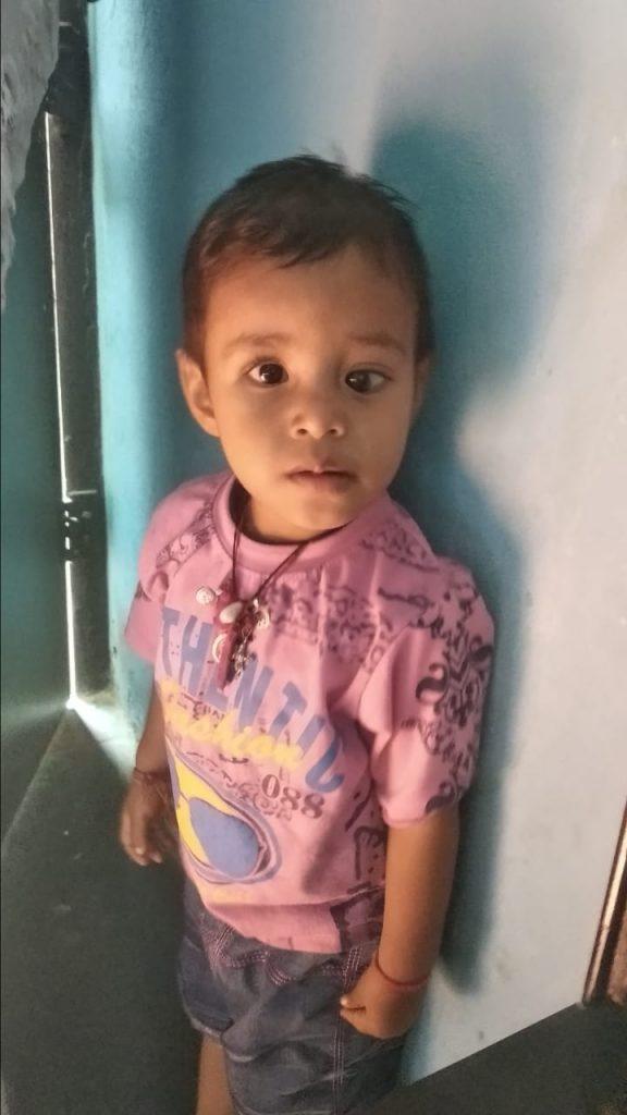 Chrirag a 2yr old boy cancer story
