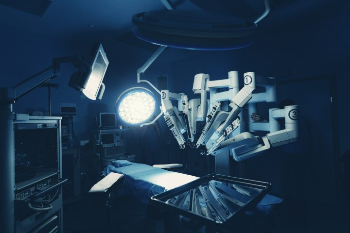 robotic surgery in treating cancer