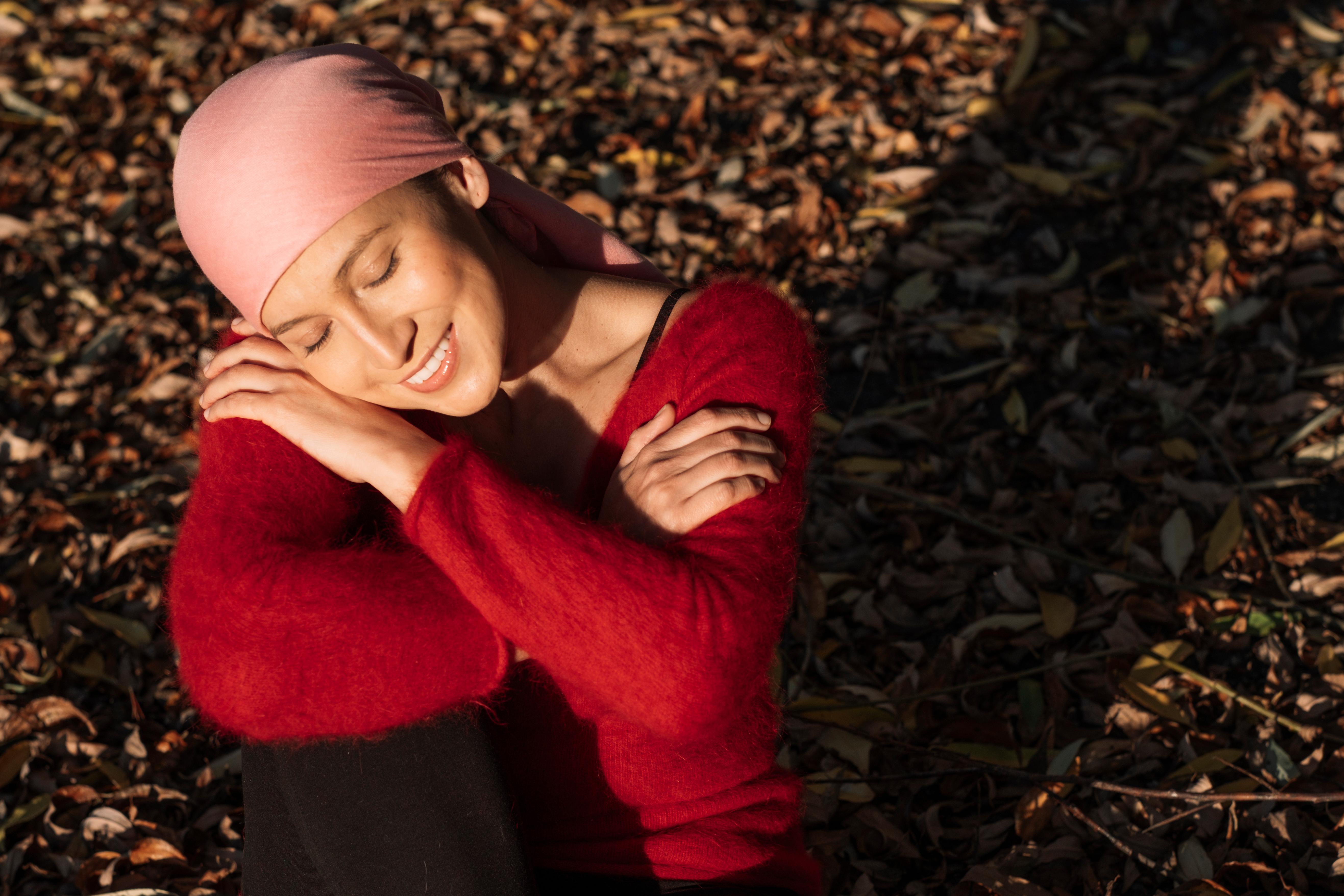 cancer scarf