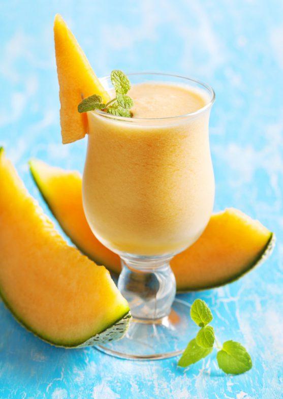 muskmelon juice for cancer