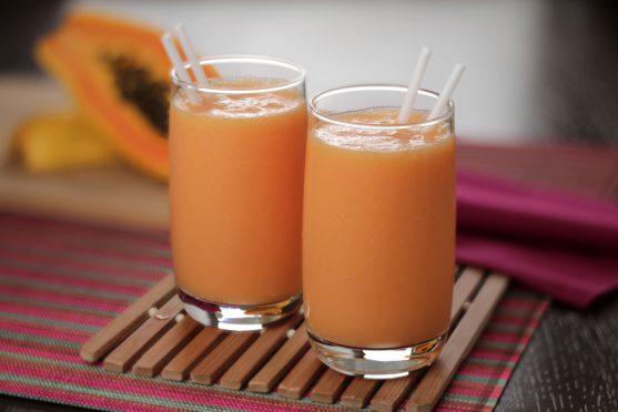 papaya carrot tomato juice for cancer