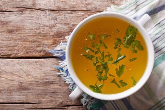 विटामिन से भरपूर नींबू धनिया सूप