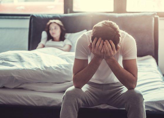 कैंसर के बाद पुरुषों को कई तरह की सेक्स की समस्याओं से गुजरना पड़ता है