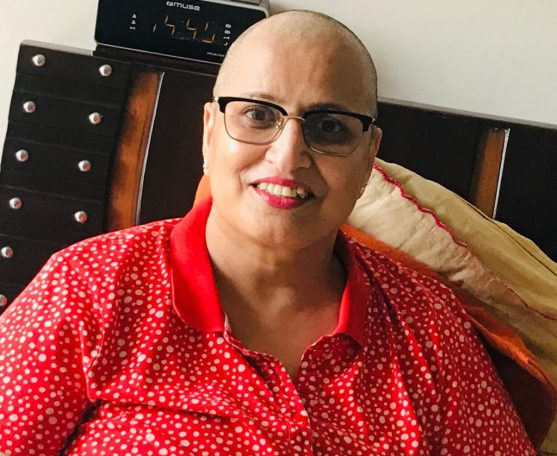 breast cancer story