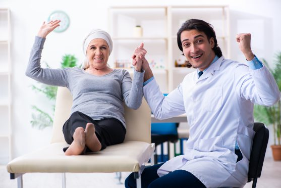 finding the right oncologist