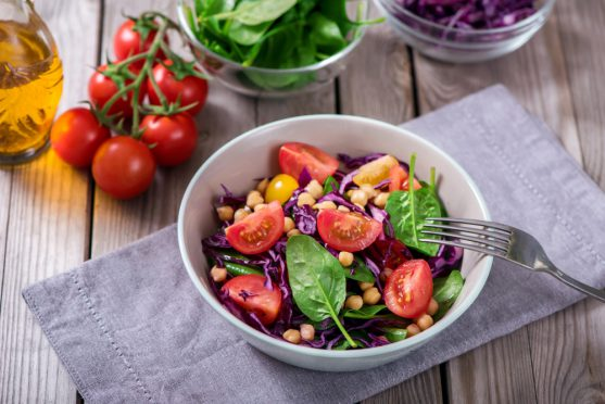eat healthy to prevent oral cancer