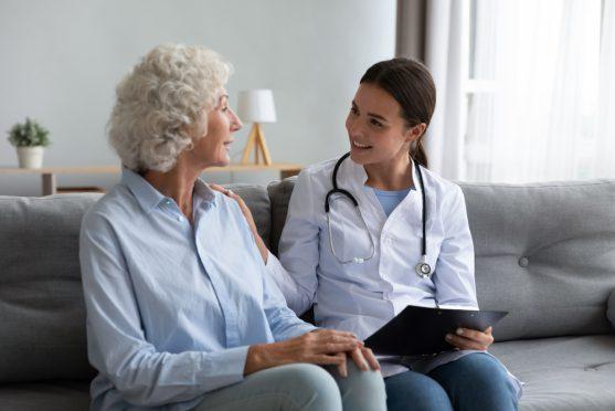 cancer screening for older women
