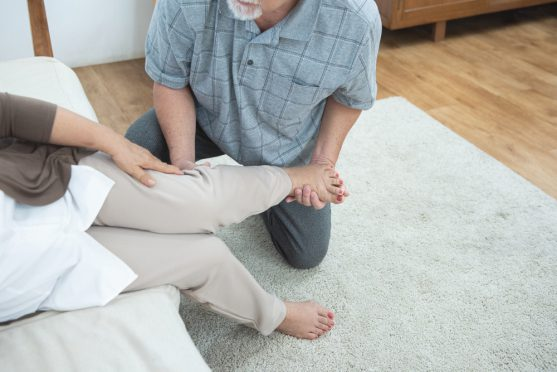 leg cramps during cancer can be prevented